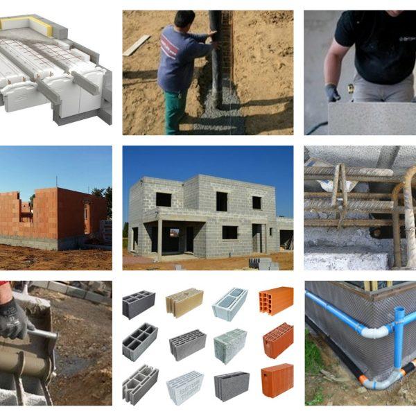 Construire Une Maison En Blocs De Maçonnerie